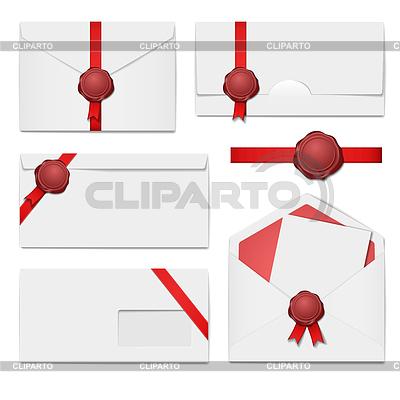 Печать на письме как сделать