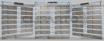 사이트 디자인을위한 3D 메뉴 | 높은 해상도 그림 |ID 3739840
