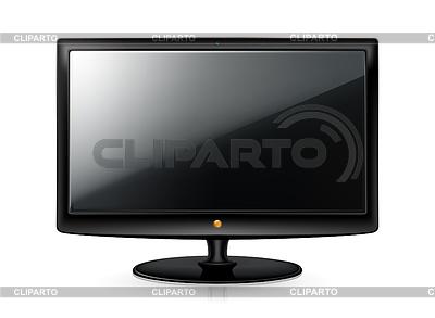 Monitor, Symbol | Stock Vektorgrafik |ID 3771725