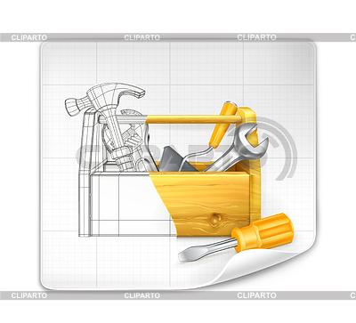 векторный клипарт инструменты: