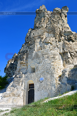 The cave temple of Icon of Our Lady the Sicilian, | 높은 해상도 사진 |ID 3804121