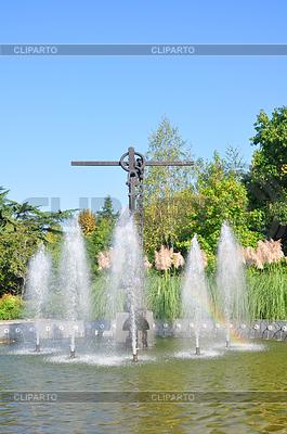 索契,在喷泉锚彩虹 | 高分辨率照片 |ID 3812796