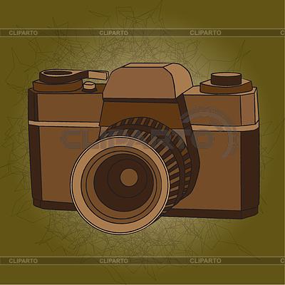 клипарт фотоаппарат: