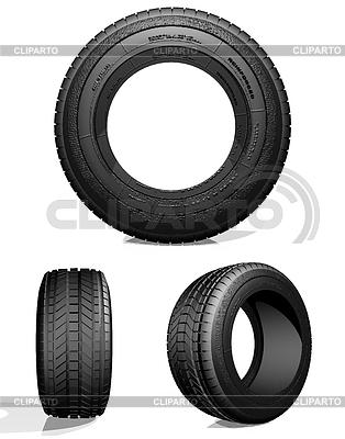 Automobile Reifen | Illustration mit hoher Auflösung |ID 3899338