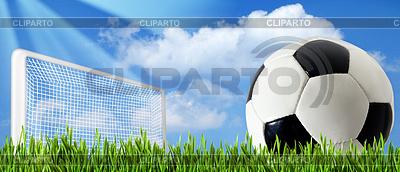 Abstrakt Fußball oder Fußball Hintergründe   Foto mit hoher Auflösung  ID 3913984