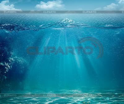 Abstrakt morze i ocean tła dla projektu | Foto stockowe wysokiej rozdzielczości |ID 3914428