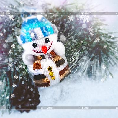 Abstract Weihnachten Hintergrund für Ihr Design | Foto mit hoher Auflösung |ID 4075833