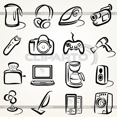 иконки приборов:
