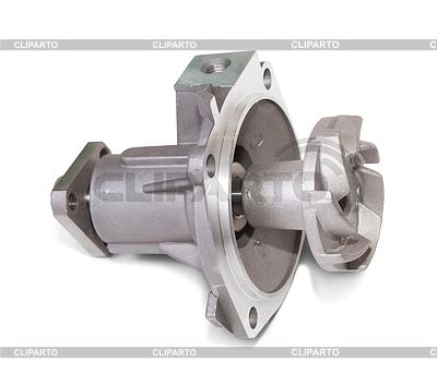 Pompa wodna samochodowych | Foto stockowe wysokiej rozdzielczości |ID 3988239