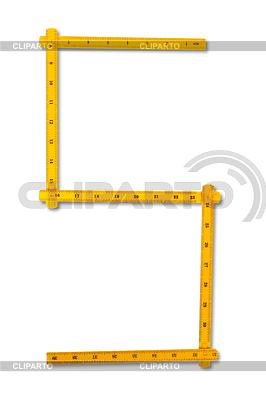 Carpenter Regel sah aus wie Nummer fünf | Foto mit hoher Auflösung |ID 3998518
