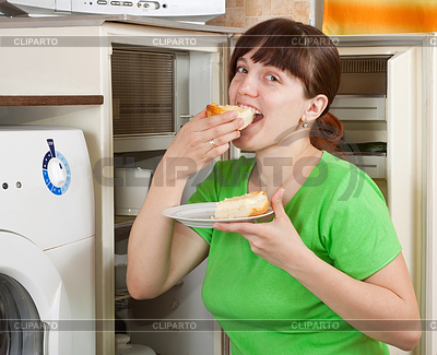 Terrible hunger | Foto mit hoher Auflösung |ID 4018904