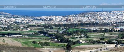 Draufsicht Malta Land | Foto mit hoher Auflösung |ID 4032265