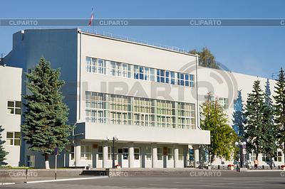 Verwaltungsgebäude in Dzerzhinsk | Foto mit hoher Auflösung |ID 4066588