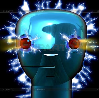 Cyborg | Illustration mit hoher Auflösung |ID 4279199