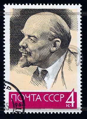 Włodzimierz Lenin | Foto stockowe wysokiej rozdzielczości |ID 4279595