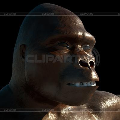 Neandertaler Urmenschen | Illustration mit hoher Auflösung |ID 4283465