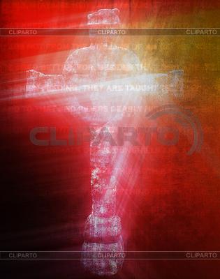 Keltisches Kreuz | Illustration mit hoher Auflösung |ID 4284602