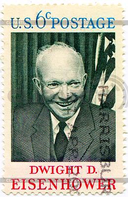 Dwight D. Eisenhower | Foto stockowe wysokiej rozdzielczości |ID 4290748